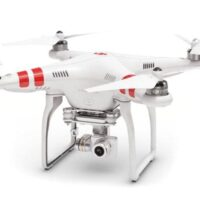 DJI Phantom 2 Vision Plus+ RTF m/2stk batterier!