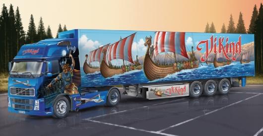 "Italieri Volvo FH16 XL ""Viking"" 1:24"