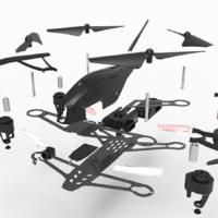 Reservedeler dromida droner